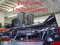 Come to Propower Transmissions, We are the experts with