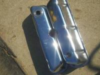 Chrome valve covers will trade for clean non rusted
