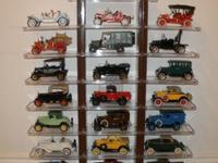 This is a #25 car collection in very good condition