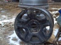 (4) wheel adapters 5x4.5 to 5x5 - $80 obo or trade (4)