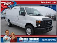 Check out this 2012 Ford E-Series Cargo E-350 SD. This