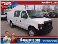 Make your move on this 2013 Ford E-Series Cargo E-350
