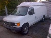 2003 E350 Hanidcap Equiped / Hot Run Van... this van