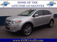 Beautifully Equipped 2013 Ford Edge, Leather, with a