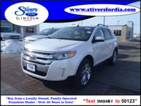 Must see this 2013 Ford Edge SEL!!! Want your family