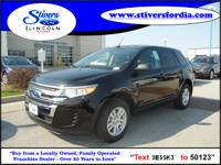 Must see this 2013 Ford Edge SE FWD!!! Keeping this car