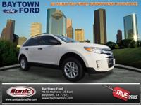 Drive this home today! Step into the 2013 Ford Edge! It