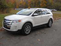 This 2012 Ford Edge SEL is offered exclusively by