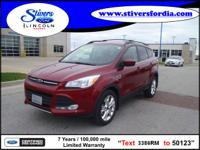 Hurry, this 2013 Ford Escape SE won't last long!!! Want