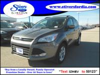 Great buy on this vehicle....2013 Ford Escape SE.