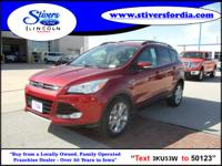 Must see this 2013 Ford Escape SEL!!! When you leave