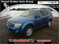 Price Reduced! (Was $16,995) This 2009 Ford Escape XLT