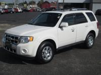 Just in...2012 Ford Escape Limited! Heated leather