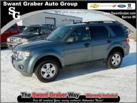 (Was $23,995) HEY! This 2012 Ford Escape XLT is ready