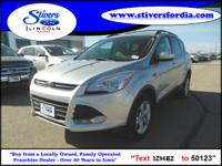 Must see this 2013 Ford Escape SE FWD!!! Connect your