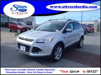 Great buy on this vehicle....2013 Ford Escape SEL FWD.