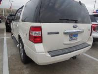 This 2007 Ford Expedition Limited has it all! This SUV