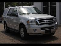This is a very nice 2012 Ford Expedition XLT. Has a