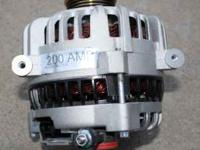 2003-2004 Ford Expedition Alternator- BOSCH 200 AMP