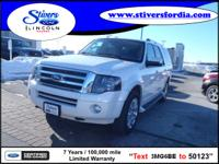 Great buy on this vehicle....2011 Ford Expedition EL