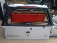 Rust free hatch no glass fits 95-98 $100  Location: