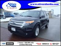 Must see this 2012 Ford Explorer XLT!!! Want your