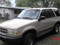 Nice running SUV for sale, 154,000 miles A/C and heat