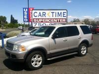 For sale is a beautiful 2003 Ford Explorer. This Suv is