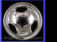 i have 16 inch chrome eddie bouer rims for sale 3 tires