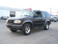 Options Included: N/A98 FORD EXPLORER,DRIVES GOOD ONLY
