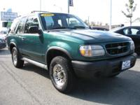 Options Included: ABS Brakes, Air Conditioning, AM/FM,