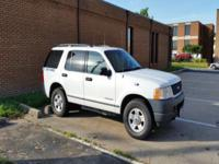 This 2004 Ford Explorer XLS V6 4x4 is equipped with a