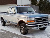 Ford F-150 Super Cab, 1996, 240k Fair ConditionShort