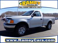 Check out this 2004 Ford F-150 Heritage XL. We're