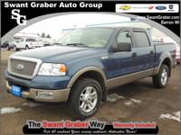 *FRESH TO INVENTORY!* This 2004 Ford F-150 Lariat is