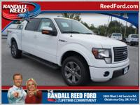 Check out this 2012 Ford F-150 FX2. This vehicle scored