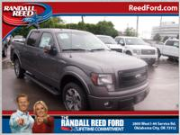 Feast your eyes on this gray 2013 Ford F-150 FX2! We're