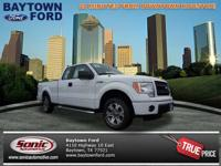 Take a look at this 2013 Ford F-150 STX. This vehicle