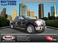 Outstanding design defines the 2013 Ford F-150!