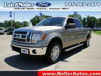Don't let this 2011 Ford F-150 Lariat drive away