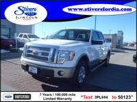 Hurry, this 2010 Ford F-150 Lariat won't last long!!!