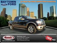 This 2013 Ford F-150 Lariat might just be the pickup