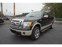 ONE OWNER!! LARIAT!! This Sharp F150 is LOADED to the