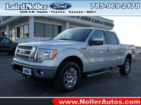 How about this 2011 F-150 Lariat? This one's on the
