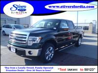 Great buy on this vehicle....2013 Ford F-150 Lariat.