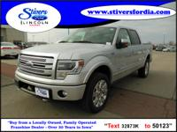 Must see this 2013 Ford F-150 Platinum!!! *** Text
