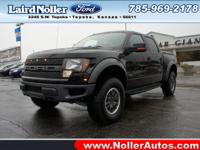 Take a look at this 2011 Ford F-150 Raptor. With a