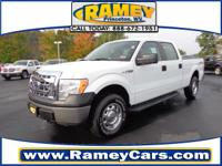 Have we got the pickup for you! This 2010 F-150 runs on