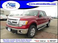 Great buy on this vehicle....2013 Ford F-150 XLT. ***
