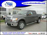 Great buy on this vehicle....2013 Ford F-150 SuperCrew